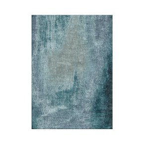 Washed-Denim-Teal-Rug_Bazaar-Velvet_Treniq_0