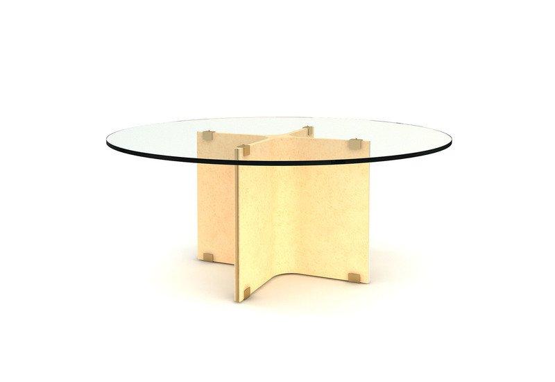 Maxime round table marioni treniq 1