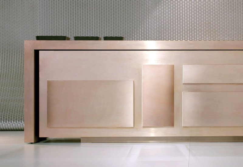 Semplice copper kitchen strato treniq 2