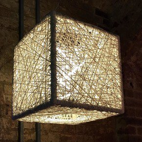 Trap Pendent Lamp - Rubertelli Design - Treniq