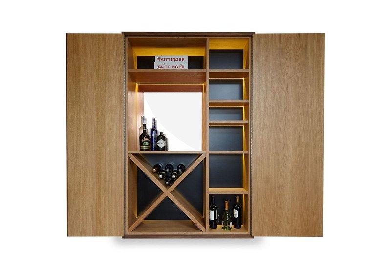 Brompton drinks cabinet ivar treniq 2