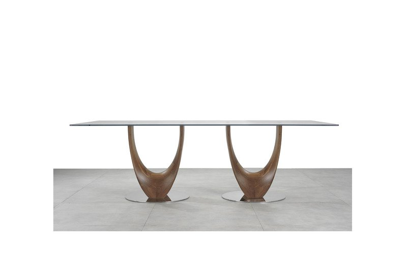 Axis Dining Table 2 Bases