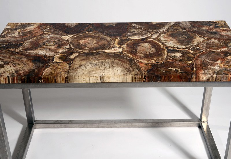 Fossil wood table hurley treniq 3