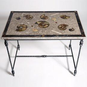 Large Ammonite Table - Hurley - Treniq