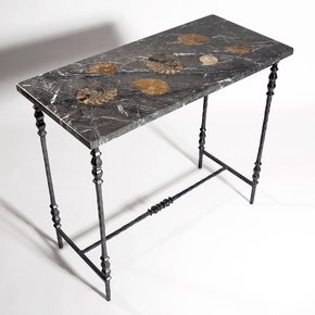 Small Ammonite Table - Hurley - Treniq