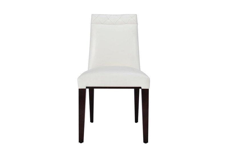 Kingsley upholstered dining chair decca treniq 1