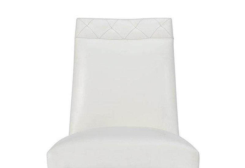 Kingsley upholstered dining chair decca treniq 2