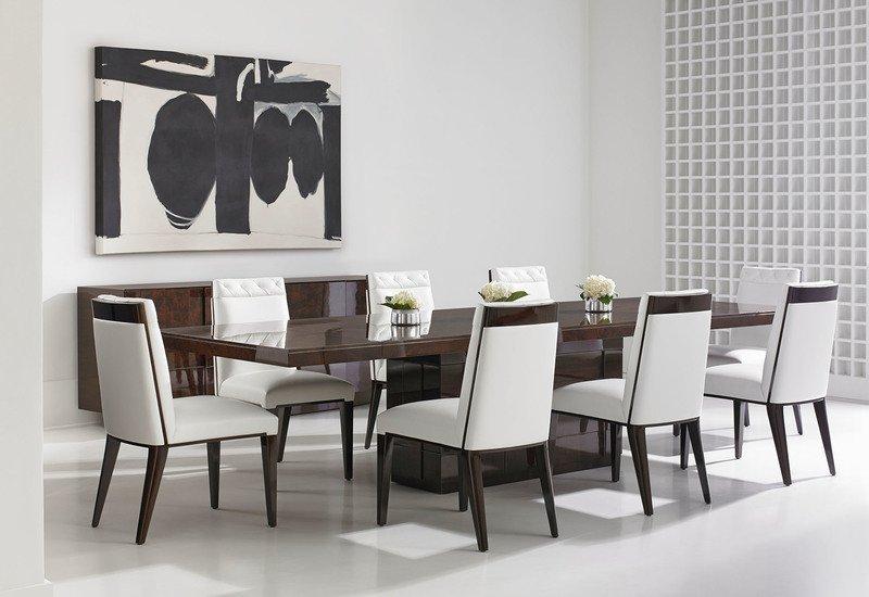 Kingsley upholstered dining chair decca treniq 5