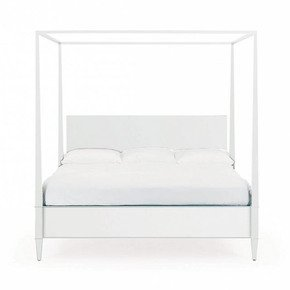 Rosenau Quuen Panel Bed - Decca - Treniq