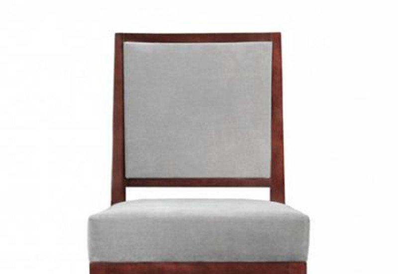 Rosenau upholstered back bar stool decca treniq 3