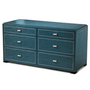 Strand Chest of Drawers - Black and Key - Treniq