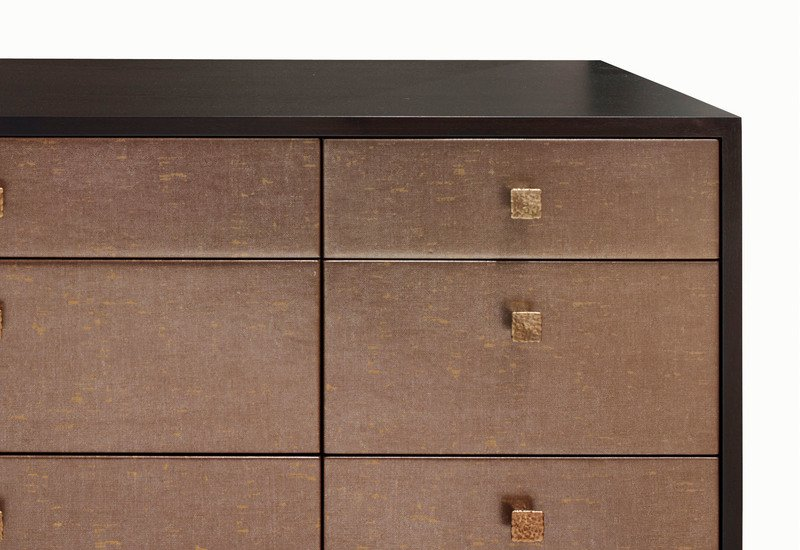 Woodrow chest of drawers black and key treniq 2