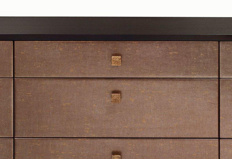 Woodrow chest of drawers black and key treniq 4