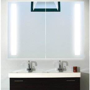 Sidler Axara Side Light Double Mirror - Sidler International - Treniq