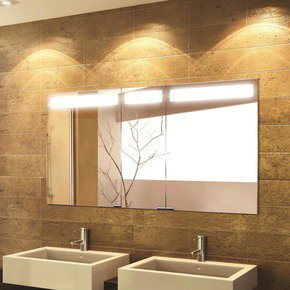 Sidler Diamando Electric Triple Mirror - Sidler International - Treniq