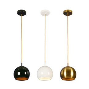 Werkdund Single Pendant Lights - Martinez y Orts - Treniq