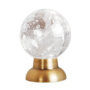 Sloane Clear knob - Matthew Mc Cormick Studio - Treniq