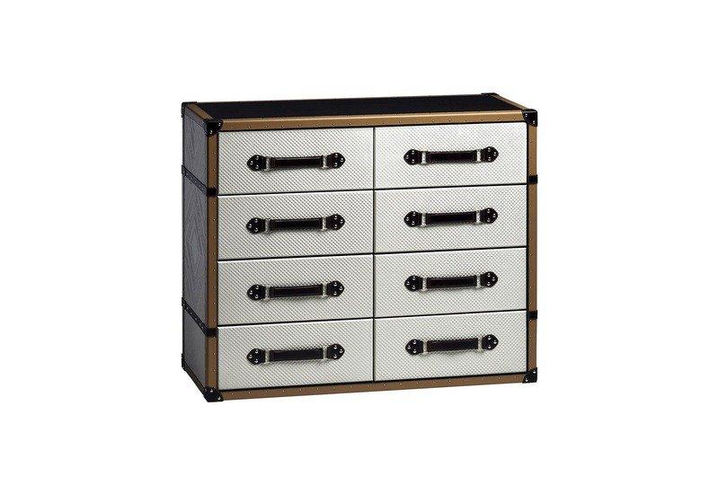 Traveler chest of drawers coleccion alexandra treniq 1