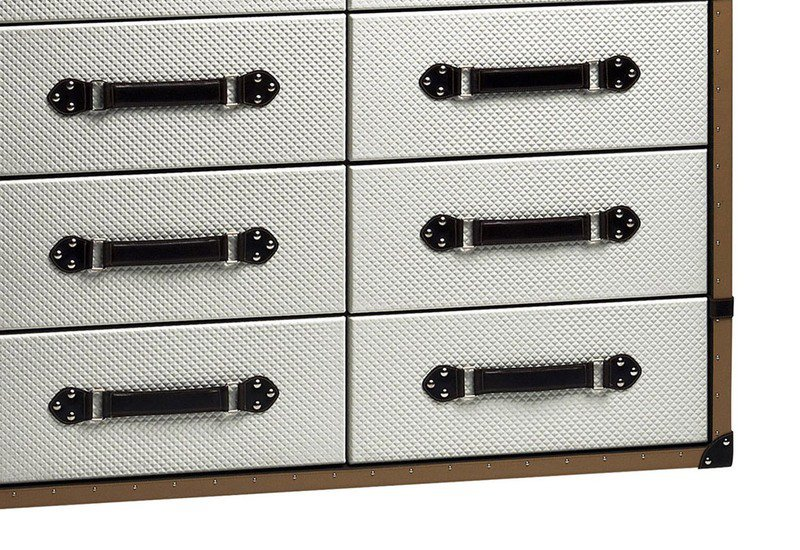 Traveler chest of drawers coleccion alexandra treniq 3