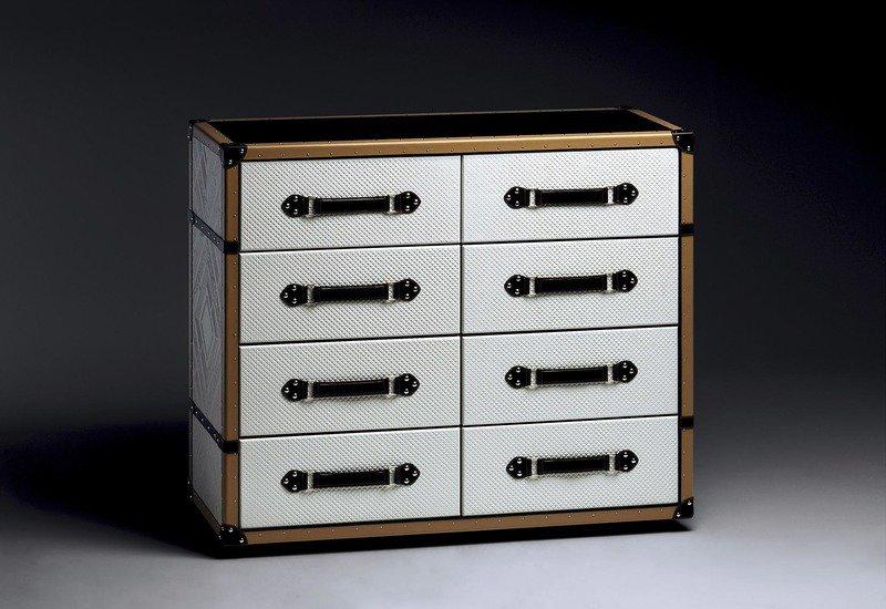 Traveler chest of drawers coleccion alexandra treniq 5