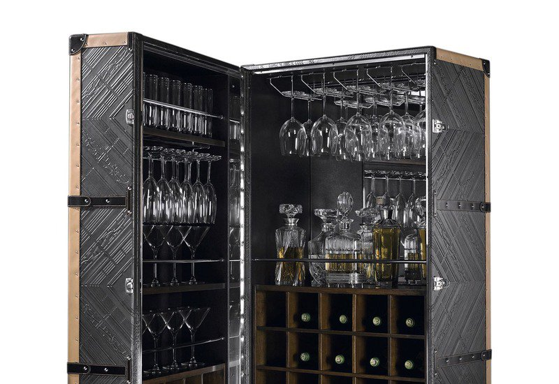 Traveler cocktail cabinet coleccion alexandra treniq 2