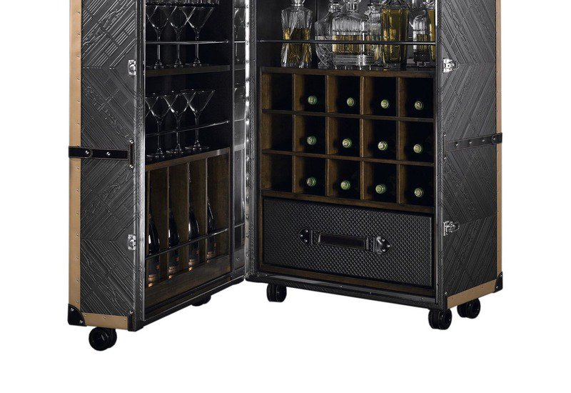 Traveler cocktail cabinet coleccion alexandra treniq 3