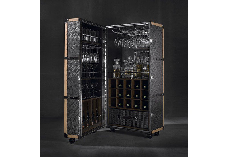 Traveler cocktail cabinet coleccion alexandra treniq 6
