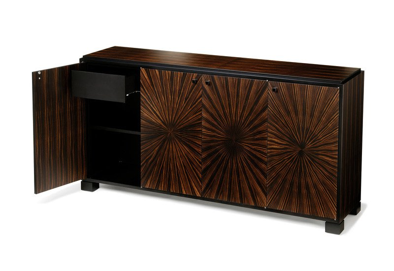 Yardley sideboard black and key treniq 2