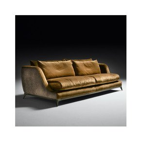 Contemporary Designer Velvet Sofa - Juliette's Interiors - Treniq