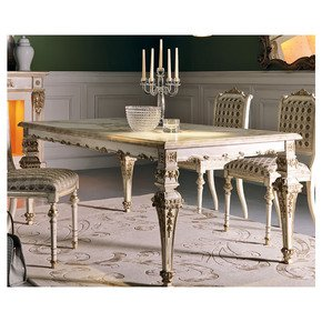 Italian design Louis XIV Dining Table - Jennifer Manners - Treniq