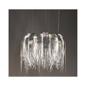 Large Italian Designer Metal Light - Jennifer Manners - Treniq