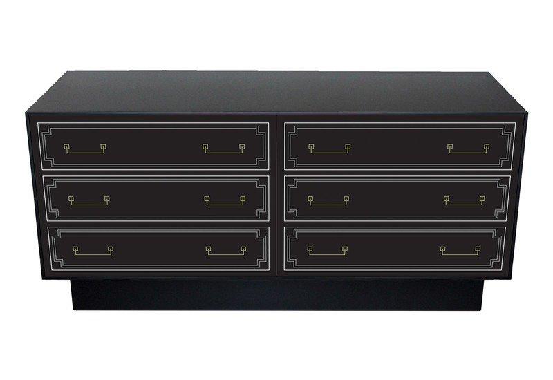 Georgian chest of drawers esbe design treniq 2