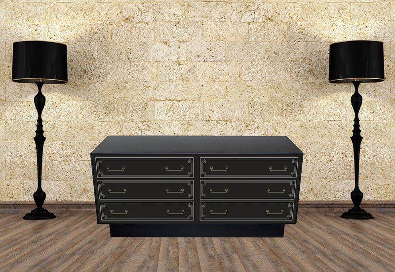 Georgian chest of drawers esbe design treniq 6