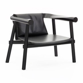 Atly Leather Armchair - Coedition - Treniq