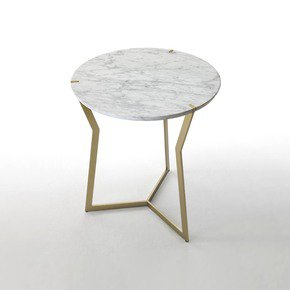 Pedestal Star Side Table - Coedition - Treniq
