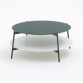 Round Shika Coffee Table - Coedition - Treniq