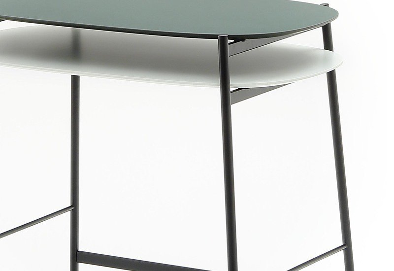 office side table. Shika Office Side Table Coedition Treniq 4