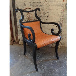 New Regency Dining Chair - Victoria & Son - Treniq