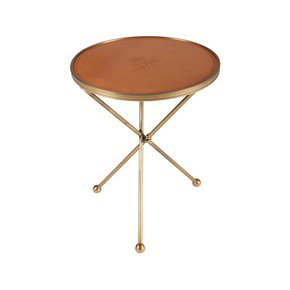 Folding Capaign Table - Victoria & Son - Treniq