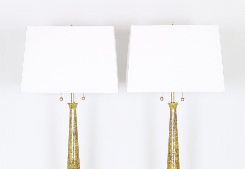 Iconic mcm drip glase lamps sergio jaeger treniq 2