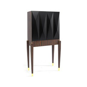 Arch Cocktail Cabinet - Defontes - Treniq