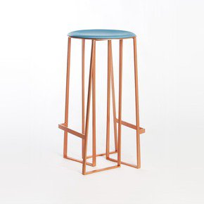 Teodoro Bar Stool II - Juul Design Couture - Treniq