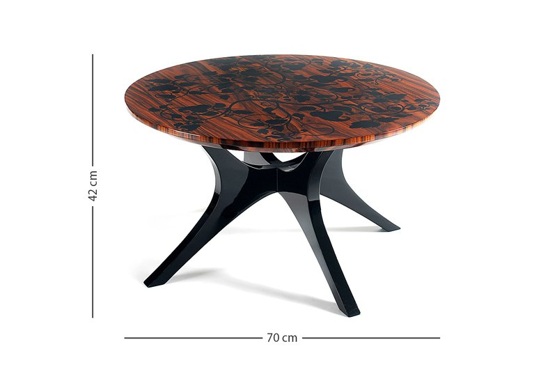Pearl side table boca do lobo treniq 6