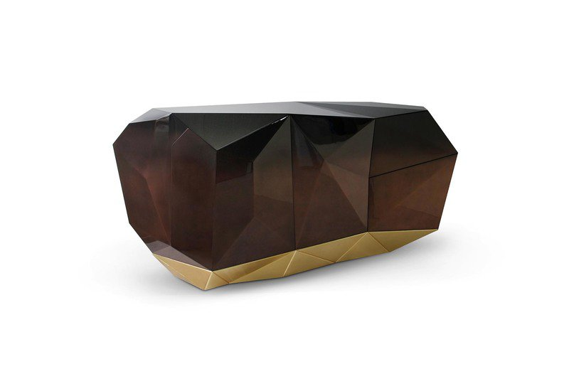 Diamond chocolate sideboard boca do lobo treniq 1