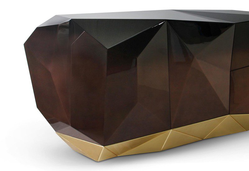 Diamond chocolate sideboard boca do lobo treniq 2
