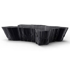 Eden Black Coffee Table - Boca do Lobo - Treniq