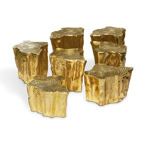 Eden Series Medium Side Tables - Boca do Lobo - Treniq