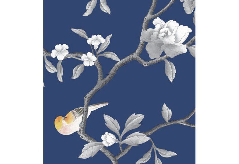 Flower jungle wallpaper david qian treniq 2