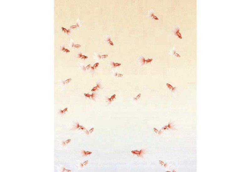 Golden fish wallpaper david qian treniq 2