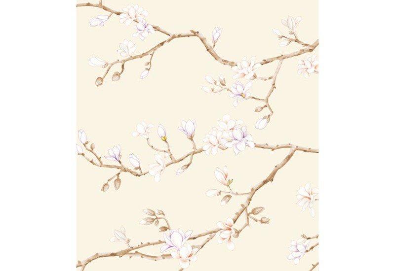 Mangolia wallpaper david qian treniq 2